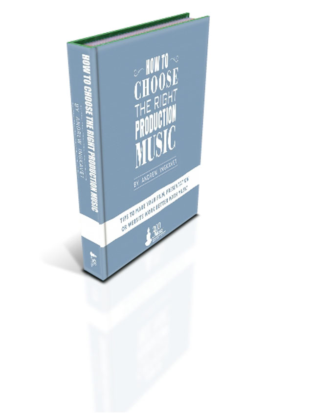 Free Ebook How To Choose The Right Production Music